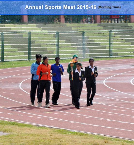 Annual Sports Meet 2015-16