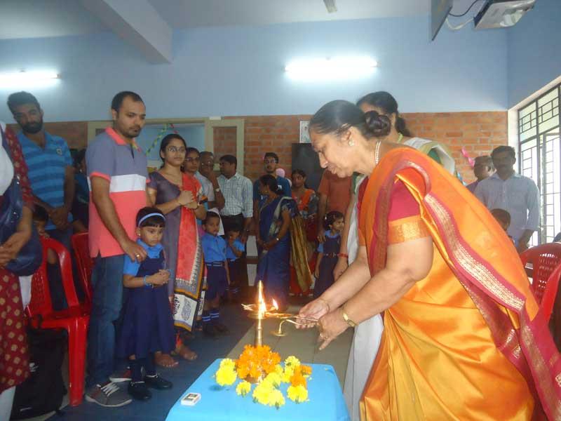 Praveshanotsav 2017-bhavans-manvila-school