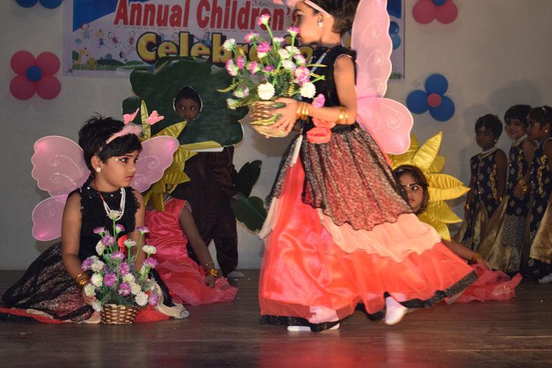 Kids Fest - Bhavans Manvila Senior Secondary School - Trivandrum