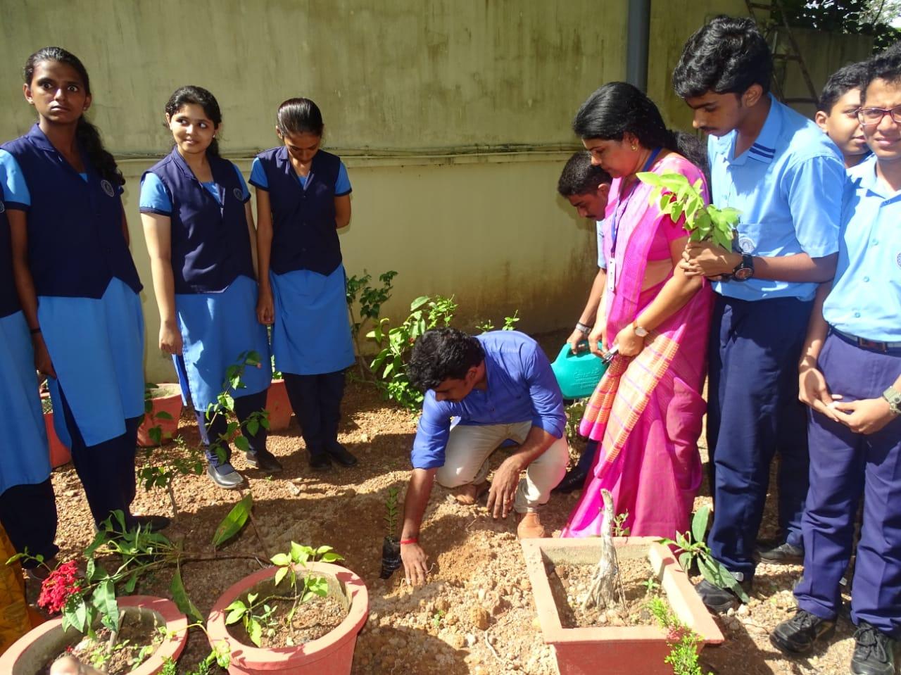 Environment Day – Bhavans School Manvila Trivandrum (1)