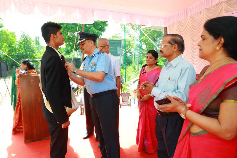 Investiture Ceremony 2019 – Bhavans Manvila School Trivandrum (10)
