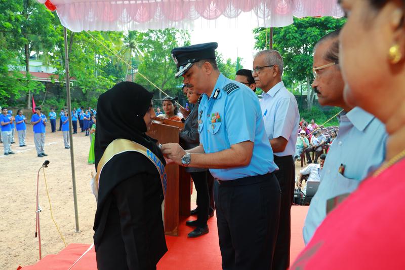 Investiture Ceremony 2019 – Bhavans Manvila School Trivandrum (11)