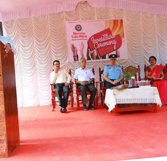 Investiture Ceremony 2019 – Bhavans Manvila School Trivandrum (6)