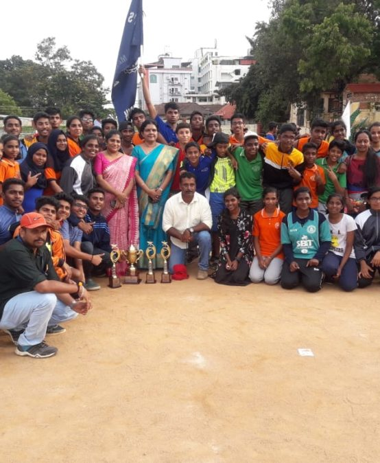 Champions: Sahodaya Annual Sports Meet