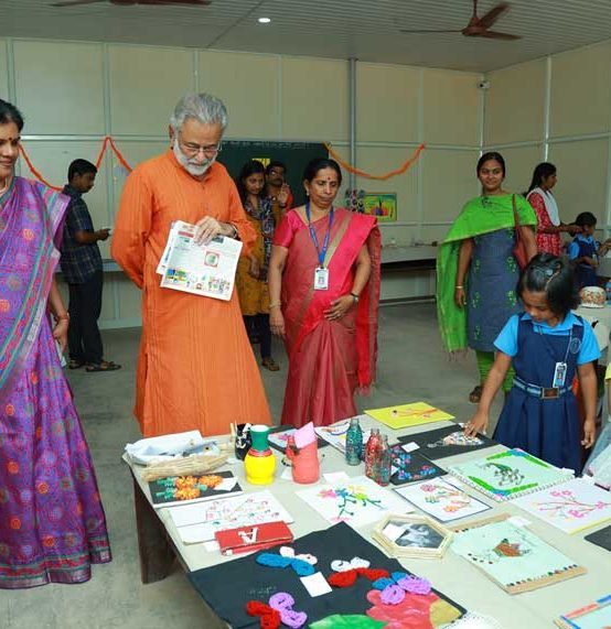 Annual School Expo – SANCHITA-19