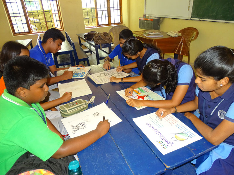 Gandhi Jayanthi 2019 – Bhavans Manvila School (8)