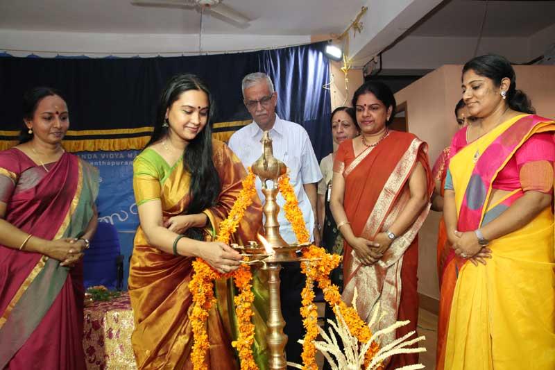 Bhavanotsav - cultural fest - bhavans manvila school
