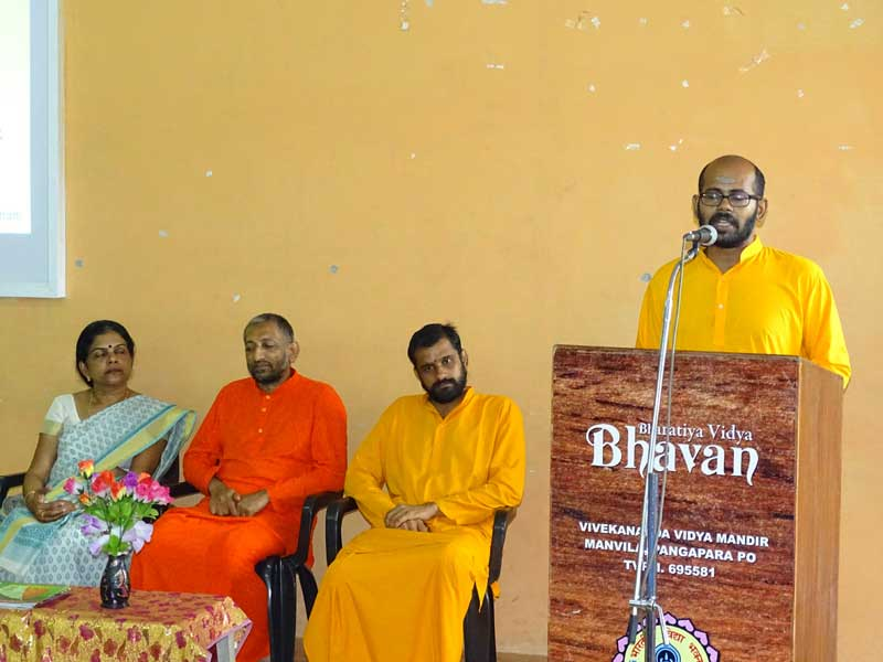 Sambodh Foundation - Bhavans Manvila School Trivandrum