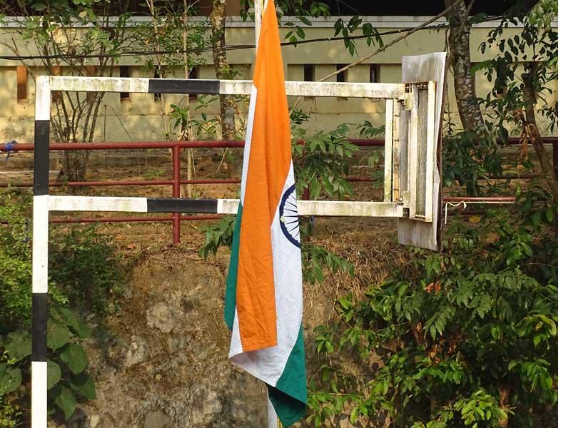 Republic Day Celebration 2018 - Bhavans Manvila School Trivandrum